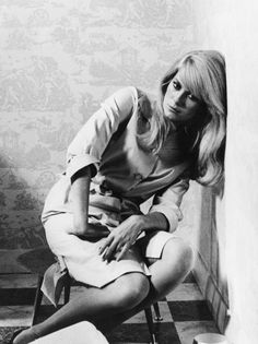 """Repulsion"", Roman Polanski, 1965 Catherine Deneuve"