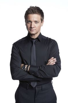 Cool Black! - Jeremy Renner