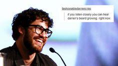 Darren Criss Chronicles.