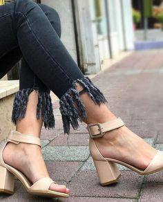 Jade Mat Ten Renginde Topuklu Sandalet WhatsApp Bilgi & Sipariş : 0 (541) 2244 541 www.shoemodam.com
