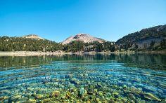 Lake Helen, Lassen National Forest, California