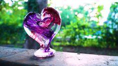 Standing Memorial Heart