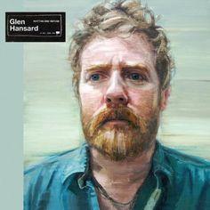 Glen Hansard Rhythm and Repose. Painting by Colin Davidson