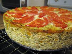 eat me, delicious: Savoury Vegetable Cheesecake