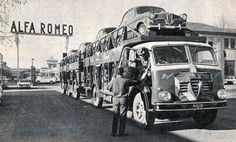 Alfa Romeo's on their way!