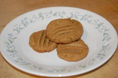Path to Health: Low-Carb Peanut Butter Cookies