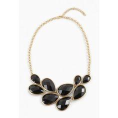 Pretty, pretty art deco necklace $48