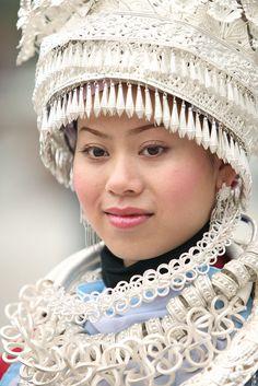 China | Maio girl at Taijiang, Guizhou | © Andy Leung