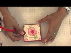 ▶ Tutorial Ziehkarte - YouTube