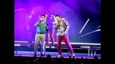 Miguel Bosé & Pablo Alborán - Puede que (Concierto Madrid), via YouTube.