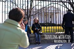 A visitor's guide to Washington DC filled with tips from local families.