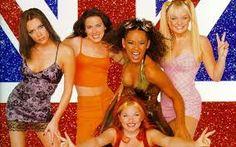 bandas dos anos 90 - Spice Girls