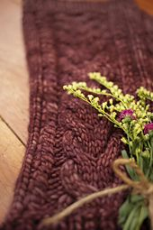 """When the West Coast of Canada enters Scorpio, it gets cold fast. The damp chill air of the island makes one glad to have a fire stove, tea and warm cozy leg warmers on hand to add extra warmth and layers. Scorpio leg warmers were inspired by a desire to have a thick, and soft leg warmer that I could wear in the darker months of the year both around the house and while wandering the Winter ocean shore. It's a sister design to my """"Earth Mama Leg Warmers"""" pattern, offering a bit more weight…"""