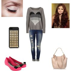 """#38"" by isadora-dallazen-aguiar on Polyvore"