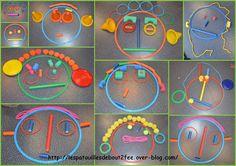 Around the guy 3 - Diy For Kids, Crafts For Kids, Arts And Crafts, 3 Kids, Montessori Activities, Preschool Activities, La Promenade De Flaubert, Creative Curriculum Preschool, All About Me Crafts