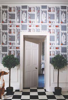 Nicchie Wallpaper