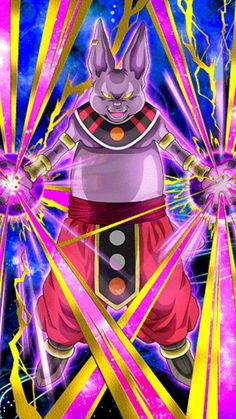 [Savage Destruction] Champa/Dragon Ball Z: Dokkan Battle