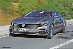 The new #VW #Passat #CC Coming soon !  All highlights of the supercars on the #IAA  Retweet and follow