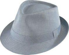 Henschel Fedora-100% Cotton Hat 75001 at Viomart.com