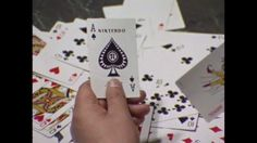 Card-playing scene from episode 24 of the 1966 Ultraman TV-series