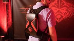 First look: HP Omen VR Backpack PC -> http://www.techradar.com/1326691  When we saw HP's concept for a virtual reality (VR) gaming backpack PC back in May we developed a new life goal: play with that concept for a VR gaming backpack PC.  Well friends that time has finally come. We've had the opportunity to strap on HP's Omen VR gaming backpack during its unveiling of the Omen X gaming desktop.  And while being cautiously optimistic this thing cannot come out soon enough.  How does it feel?…