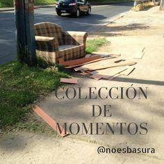 #basura #noesbasura si hiciéramos algo con los materiales...