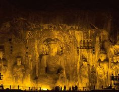 Longmen Caves ~ another spiritual place that I need to see