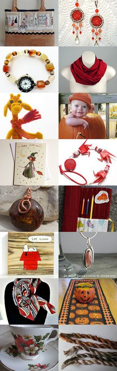Autumn by MissE on Etsy