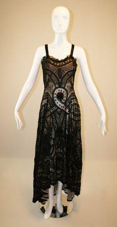 6d698137860a MUSEUM NWT ALEXANDER MCQUEEN SARABANDE S/S 2007 RTW RUNWAY BEADED | My  Haute Wardrobe