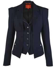 This is a blazer that I would love to have. -DH