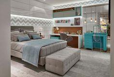 Fotos de dormitorios de estilo moderno de lider interiores | homify