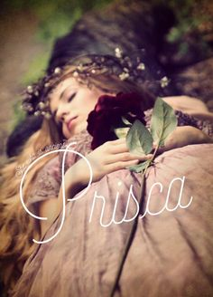 Prisca, meaning: She who is ancient, roman names, Romanian baby names, P baby gi. - Baby/Names - Baby P Baby Names, Strong Baby Names, Irish Baby Names, Cute Names, Unique Baby Names, Female Character Names, Female Names, Ancient Roman Names, Nordic Names