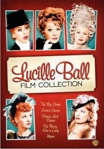 Lucille Ball Film Collection - Lucille Ball http://lucille-ball.info/lucille-ball-film-collection/