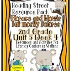 This+is+a+large+file+containing+many+common+core+aligned+resources+to+supplement+the+Reading+Street+2nd+Grade,+Unit+5,+Week+4,+Horace+and+Morris+bu...
