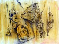 rotting still life paintings - Google Search