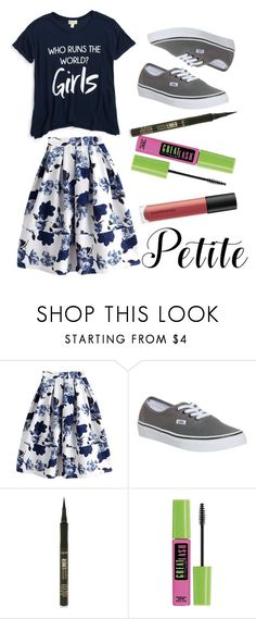 """""""Power Look"""" by mckenzie-cool ❤ liked on Polyvore featuring Ten-Sixty Sherman, Vans, tarte, Maybelline, Bare Escentuals and powerlook"""