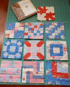 New Farmer's Wife Class 5 available now!  To learn more...go here:  http://chezstitches.blogspot.com/2014/05/farmers-wife-quilt-revival-class-5-now.html