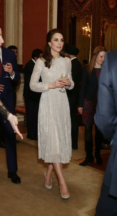 Kate Middleton Will Steal You From the Oscars in a Dress That's So Her