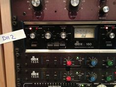 Classic DBX 160 on the D112 Kick Microphone  Studio www.miloco.co.uk/sofasound Microphone Studio, Sound Studio, Drums, Classic, Derby, Percussion, Classical Music, Drum
