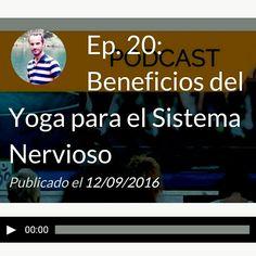 Una pequeña charla sobre los beneficios de Yoga para el sistema nervioso. Te puedes sorprender! https://callateyhazyoga.com/blog/ep-20-beneficios-del-yoga-para-el-sistema-nervioso/ #yoga #asanas #beneficiosdelyoga