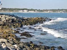 One of my favorite summer spots... the Rhode Island coast
