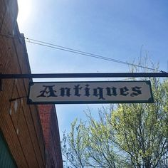 Downtown Norman Is Home To Numerous Antique Shops! Antique Shops NormanOklahoma