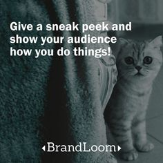 """""""Behind the scenes"""" videos are a great way to engage your audience. Invite them in and make them a part of your brand story! Film Video, Media Campaign, Brand Promotion, Content Marketing Strategy, Brand Story, Writing Services, Personal Branding, Invite, Digital Marketing"""