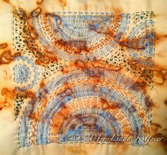 LINDA KITTMER'S FIBRE ART, PHOTOGRAPHY & JOURNALLING: Blog Hop Featuring Michelle Ward's All New StencilGirl Designs