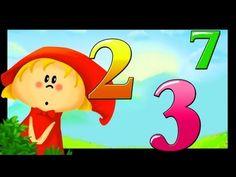 Apprendre les chiffres en samusant (francais) - YouTube