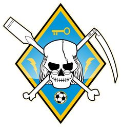 Emblem for the Sons of Ben, the soccer supporters of Philadelphia Union.  Been a member since 2009