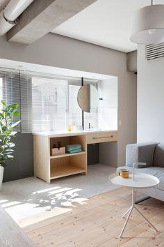 O apartamento ideal para um casal (Foto: Toshiyuki Yano / divulgação) ESPELHO