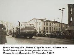 Genesee Street, Skaneateles, NY, November 9, 1939