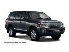 Research Toyota Land Cruiser 200 4.5D-4D VX Car
