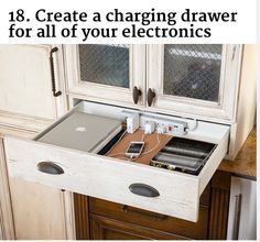 Charger draw